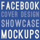 FB Timeline Cover Showcase Mockups - GraphicRiver Item for Sale