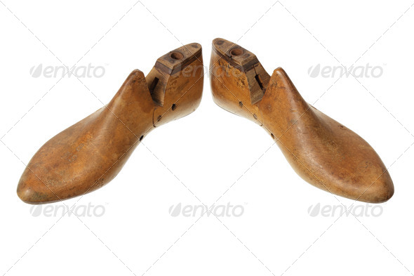 Shoe Lasts - Stock Photo - Images