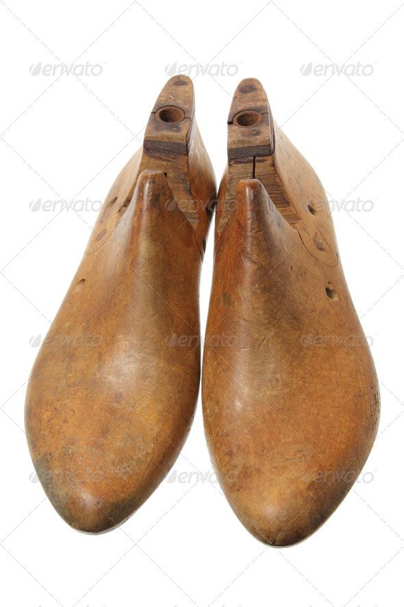 Shoe Lasts - Stock Photo - Images