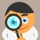 Magnifier - GraphicRiver Item for Sale