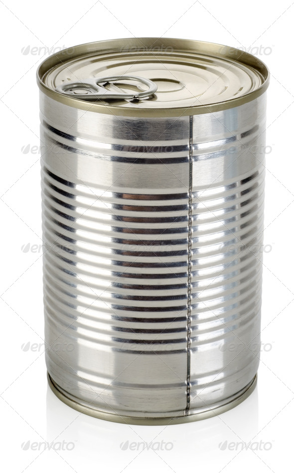 Canned food for animals - Stock Photo - Images