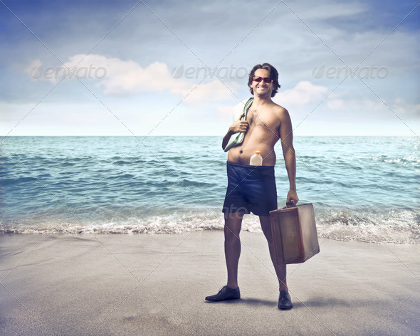 Deserved Holiday - Stock Photo - Images
