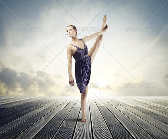 Dancer  - Stock Photo - Images