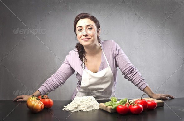 Ready to Cook - Stock Photo - Images