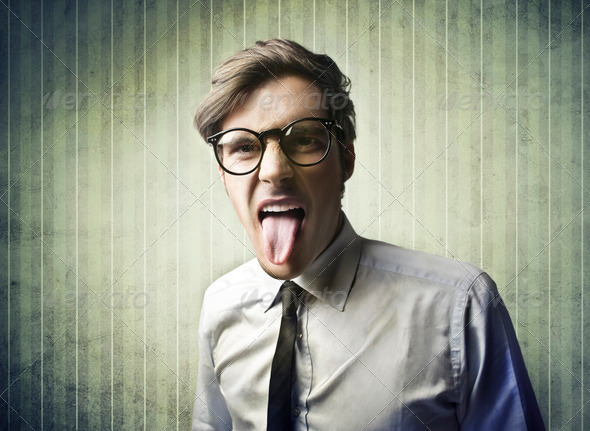 Bigmouth - Stock Photo - Images