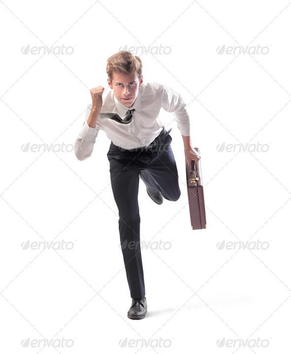 Determination - Stock Photo - Images
