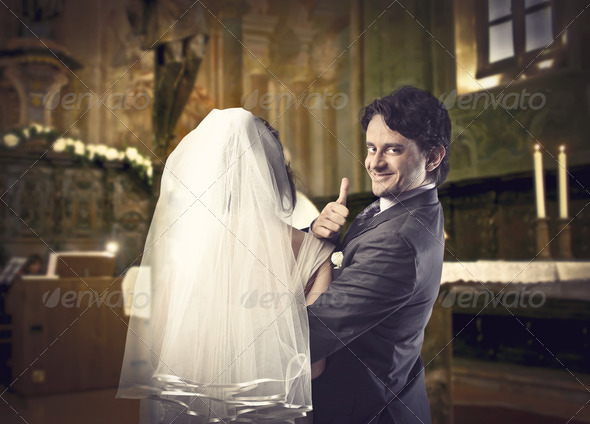Sure Wedding - Stock Photo - Images