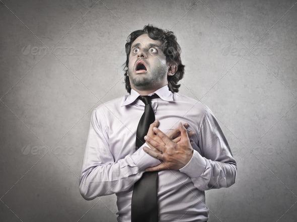 Heart Stroke - Stock Photo - Images