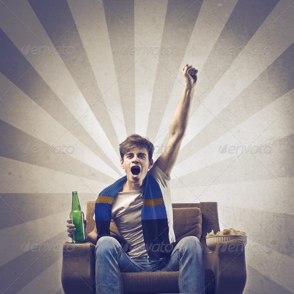 Supporter - Stock Photo - Images