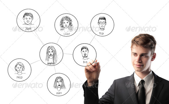Contacts - Stock Photo - Images