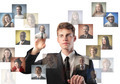 Young Businessman Contacts - PhotoDune Item for Sale
