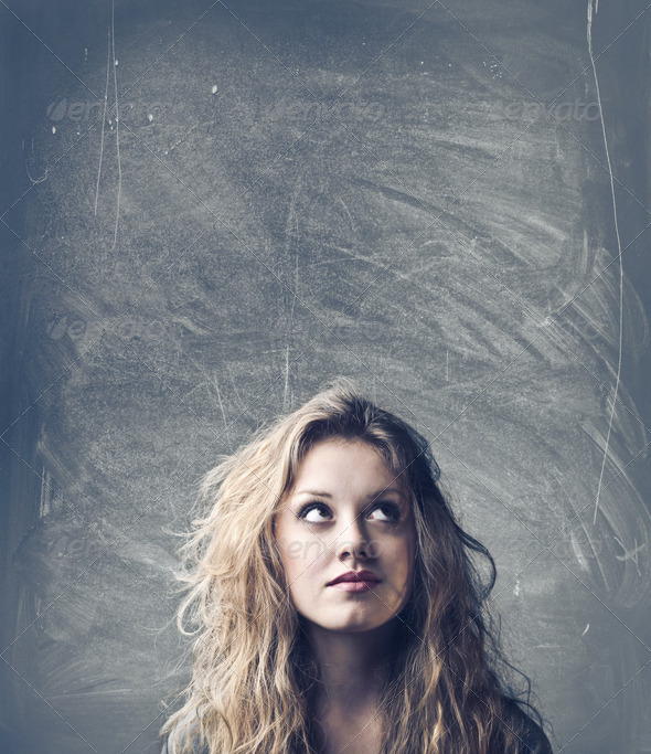 Blackboard - Stock Photo - Images