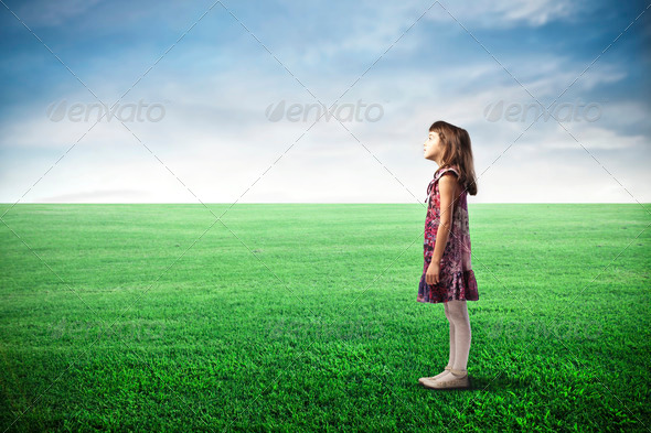 Child - Stock Photo - Images