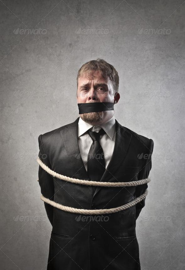 Hostage - Stock Photo - Images