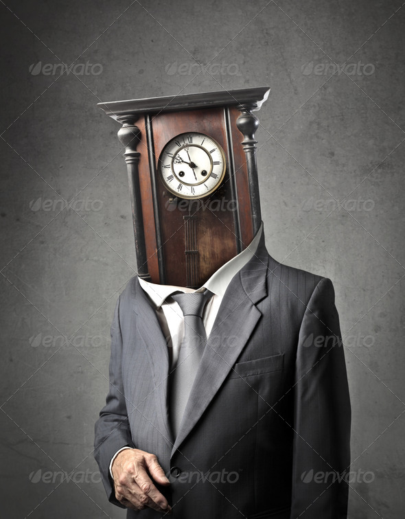 Pendulum Man - Stock Photo - Images