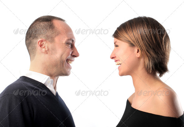 Smiles - Stock Photo - Images