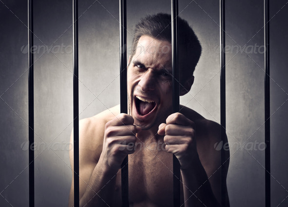 Prison - Stock Photo - Images