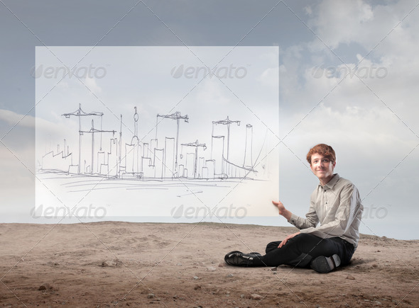 City Project - Stock Photo - Images