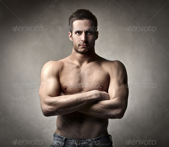 Muscular - Stock Photo - Images