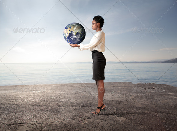 The Entire World - Stock Photo - Images