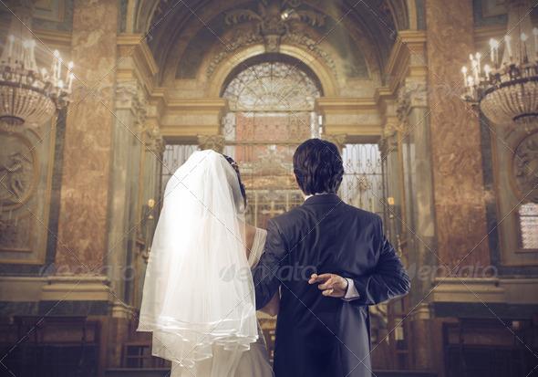 False Marriage - Stock Photo - Images