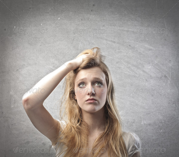 Difficult Question - Stock Photo - Images
