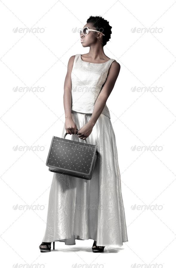 Black Fashion - Stock Photo - Images