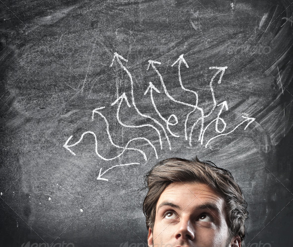 Many Solutions - Stock Photo - Images