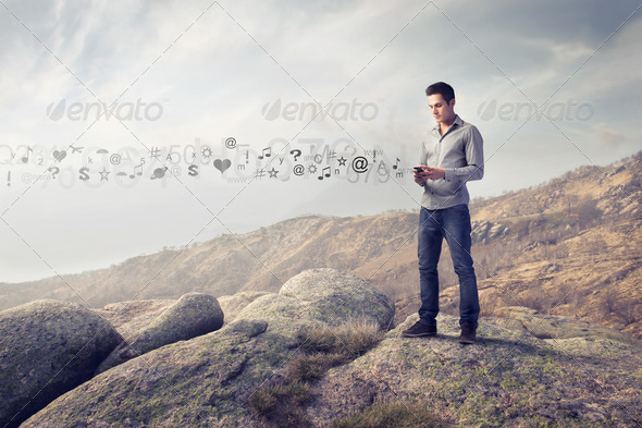 Words - Stock Photo - Images