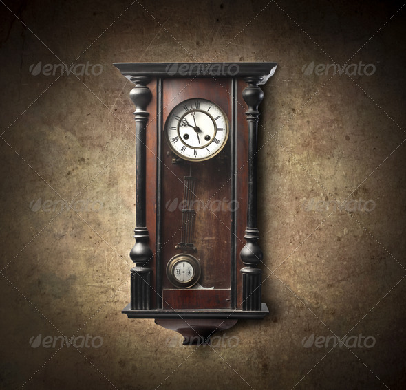 Vintage Time - Stock Photo - Images