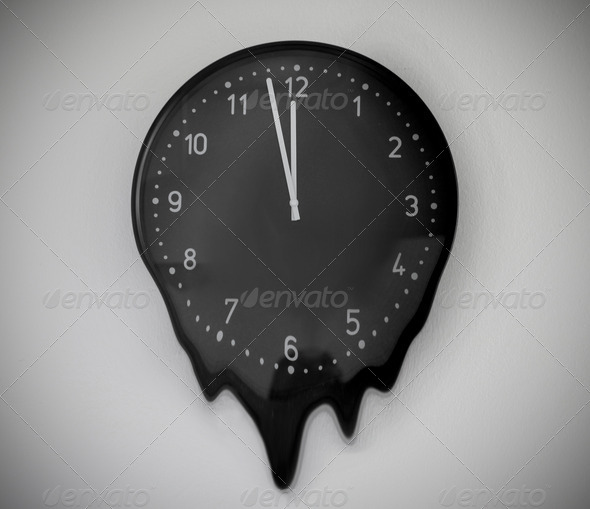 Time's Up - Stock Photo - Images