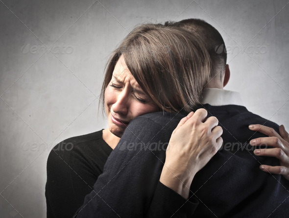 Crying - Stock Photo - Images