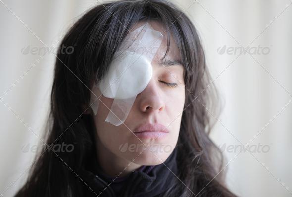 Eyepatch - Stock Photo - Images