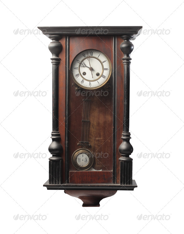Pendulum Clock - Stock Photo - Images