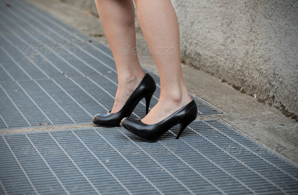 Heels - Stock Photo - Images