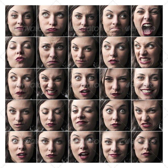 Expressions - Stock Photo - Images