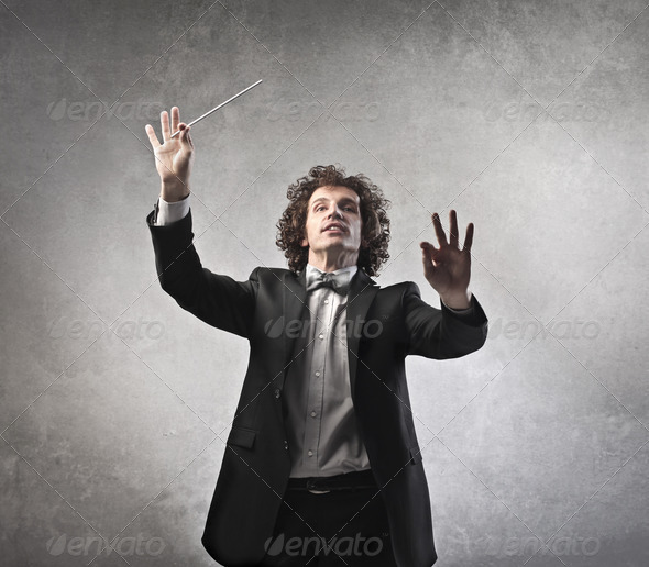 Conductor - Stock Photo - Images