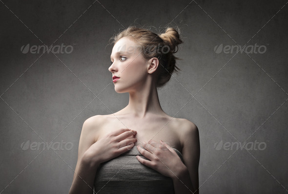 Young Beauty - Stock Photo - Images