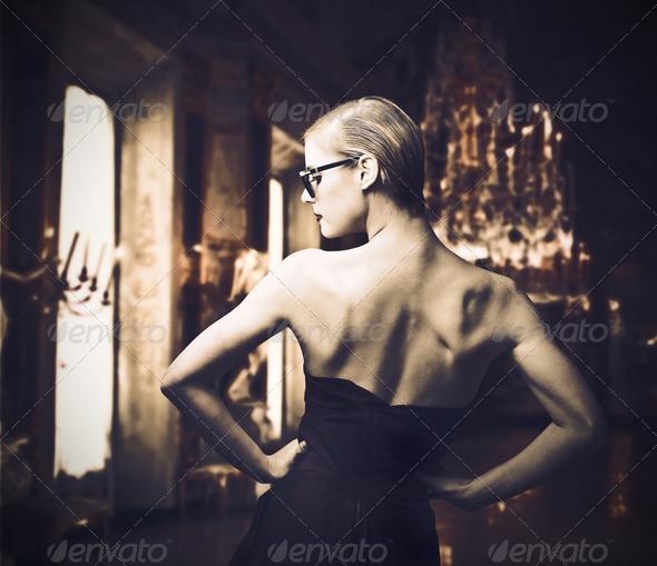 Luxury Fashion - Stock Photo - Images