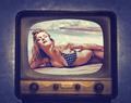 Blonde TV Star - PhotoDune Item for Sale