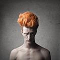 Strange Red Hair - PhotoDune Item for Sale