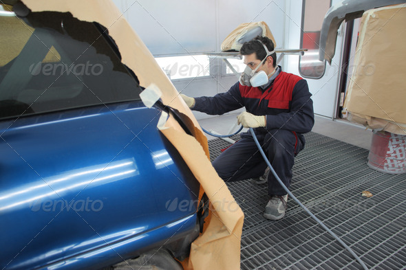 Car Body - Stock Photo - Images