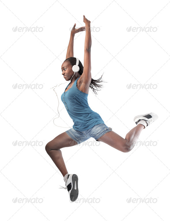 Dancing - Stock Photo - Images