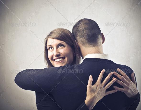 Embrace - Stock Photo - Images
