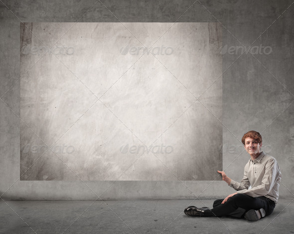 Dark White Cardboard - Stock Photo - Images