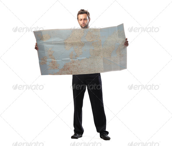 Map - Stock Photo - Images