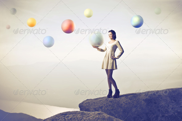 Balls - Stock Photo - Images
