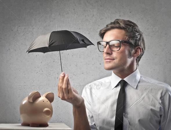 Saving Earnings - Stock Photo - Images