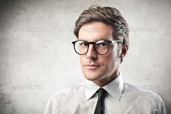 Professional Office Worker - Stock Photo - Images