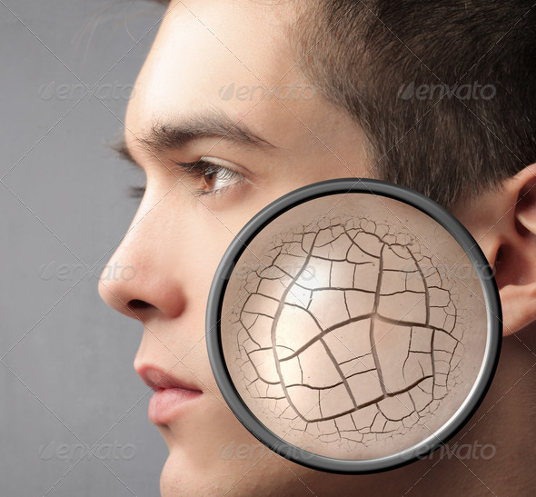 Young Wrinkles - Stock Photo - Images